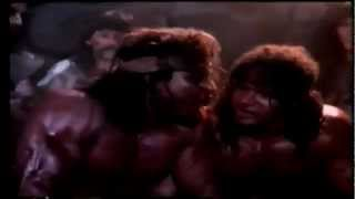 The Barbarians (1987) VHS Original Trailer (ENG) 16:9 restored version