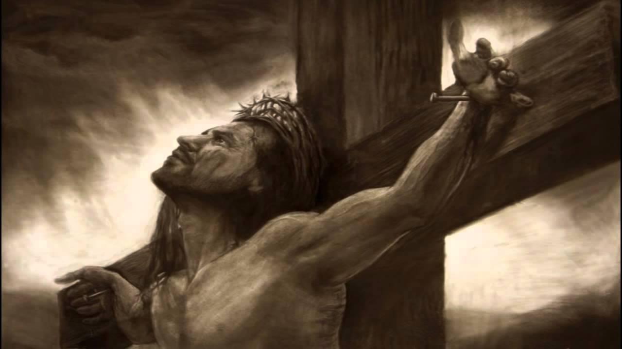 4 La Visión De Cristo Crucificado
