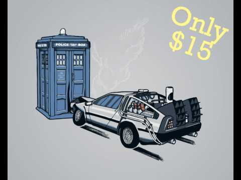 Tardis vs. DeLorean