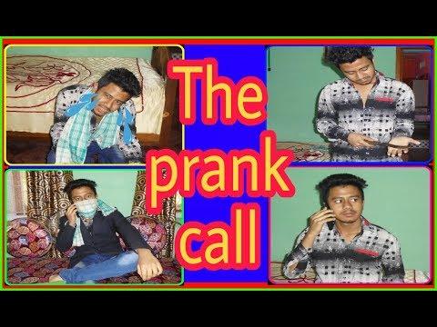 'The prank call' - funny hindi short film   gold digger  