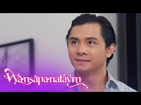 Wansapanataym: Jerome tells Michael that his way of raising Annika brought her into this ordeal