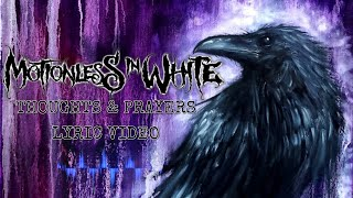 Motionless In White - Thoughts & Prayers (Lyric Video)