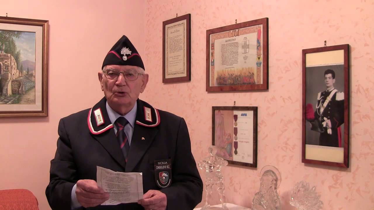 Preghiera del Carabiniere :