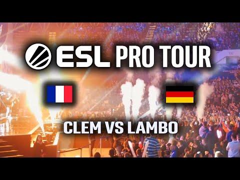 Clem VS Lambo - FINAL - TvZ - ESL Open Cup #41 EU - polski komentarz