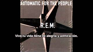 R.E.M. - Sweetness Follows (Spanish subtitles - Subtítulos en español)