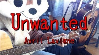 Unwanted/Avril Lavigne/Guitar Chords