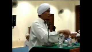 Syeikh Nuruddin al Banjari - Penerangan Tentang Jamaah Tabligh (2)