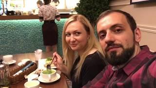 ВЛОГ Ресторан Своя компания Уфа Стейк,Суши + Отдых парк + как сделать вкусные шашлыки VLOG