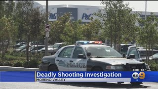Woman Killed In Shooting Outside Proctor & Gamble Facility In Moreno Valley