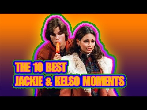 Jackie & Kelso Best Moments on That '70s Show