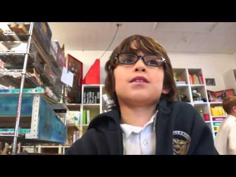 Secret Code Showcase at Hillbrook School