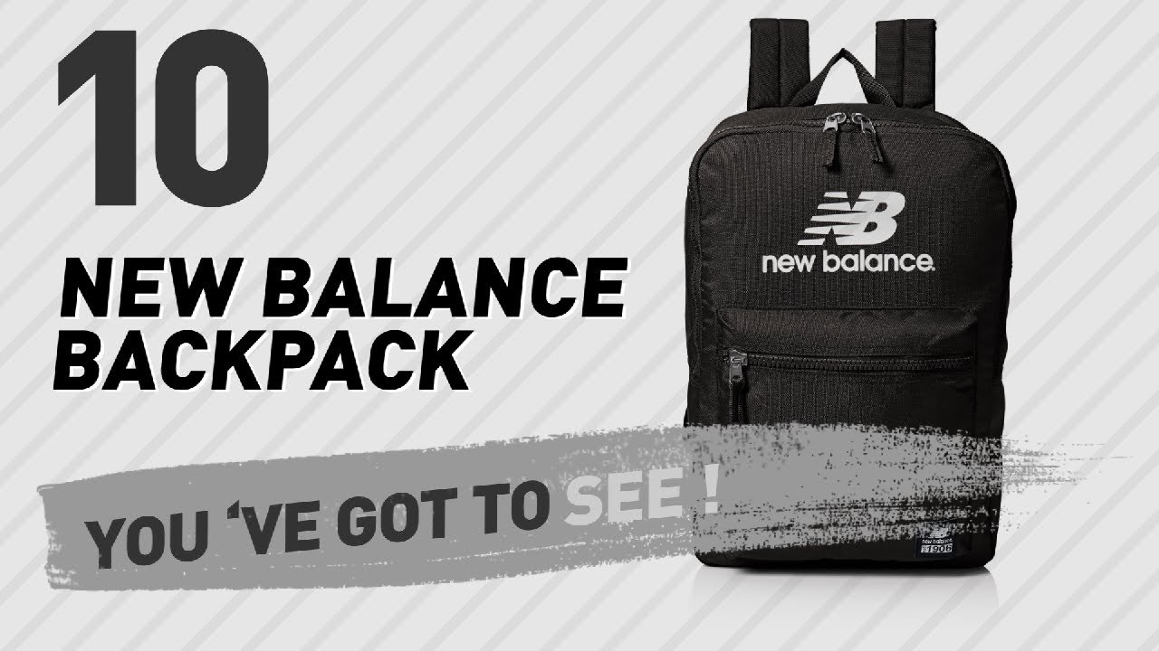 f09d4dfe21 New Balance Backpack Great Collection, Just For You! // UK Best ...