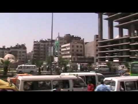 The Arab Street   Central Damascus   Al Merjeh Square