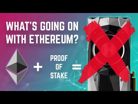 Ethereum - Proof Of Stake - Noob's Guide