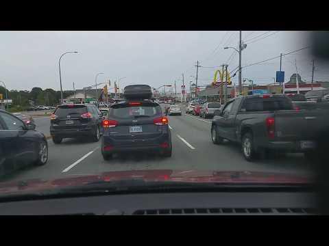 ✅[ASMR] Halifax/Dartmouth Traffic Bridge Crossing [RELAX]
