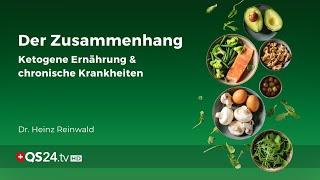 Ketogene Ernährung bei chronischen Krankheiten - QuantiSana TV 06.07.16