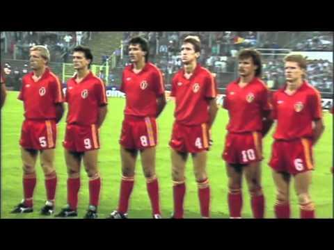 Belga Sport - World Cup 1990 -Platt