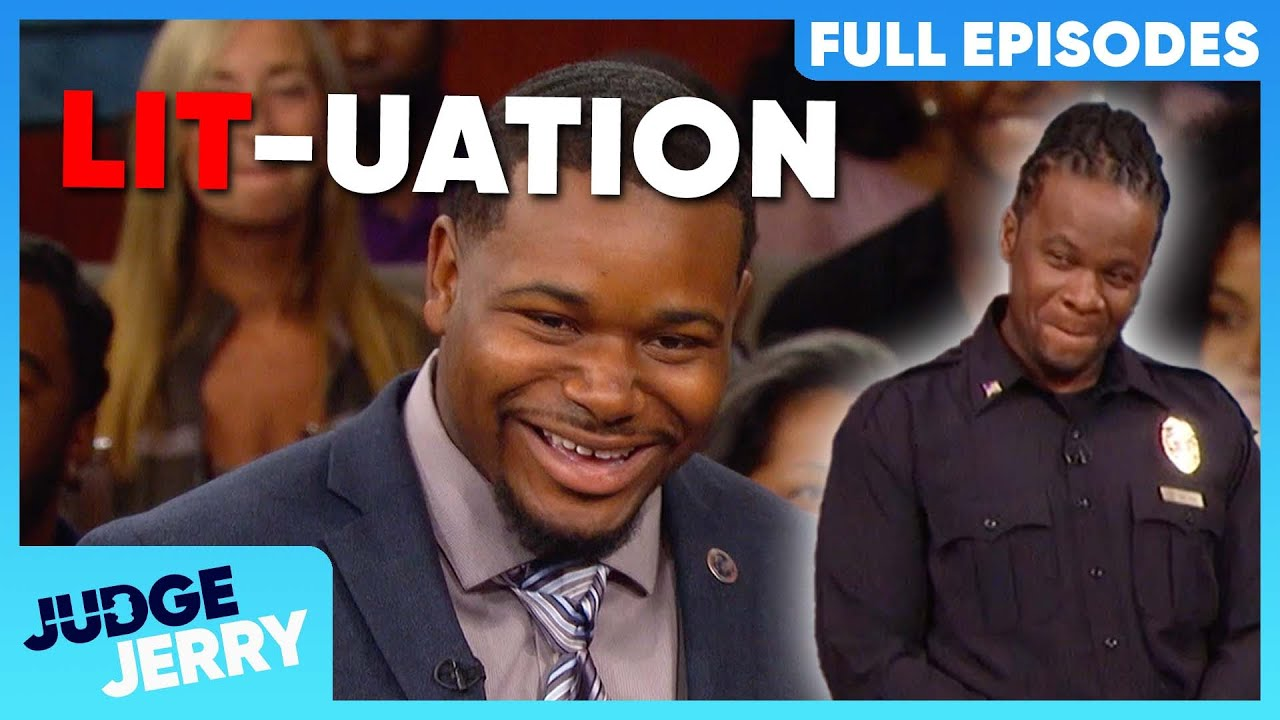 Lituation In The Court 🔥   FULL EPISODE   Judge Jerry Springer