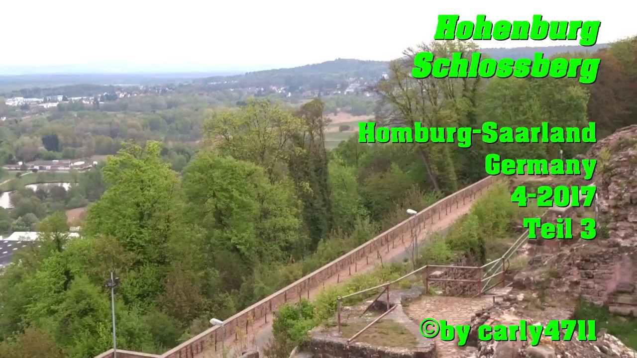 hohenburg am schlossberg in homburg saarland germany. Black Bedroom Furniture Sets. Home Design Ideas
