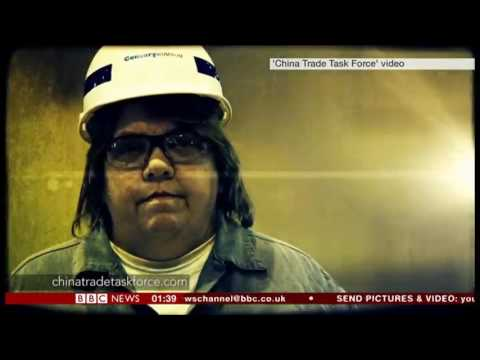 Aluminium WTO Joe Lynam  BBC World News