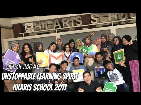 The Unstoppable Learning Spirit at Hilaris School 2017