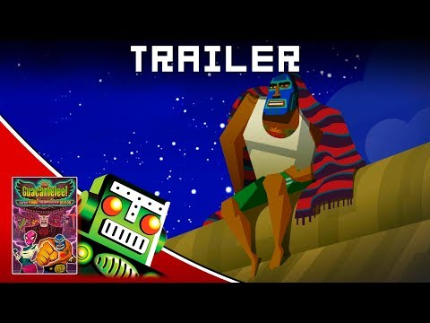 Guacamelee: Super Turbo Championship Edition Switch Trailer