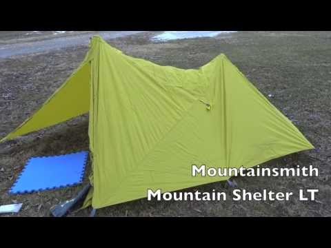 Gear Review - Mountainsmith Mountain Shelter LT