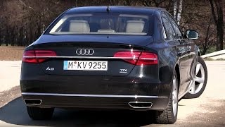 2016 Audi A8 3.0 TDI Quattro (262 HP) Test Drive(2016 Audi A8 3.0 TDI Quattro 193 kW / 262 HP Exterior Interior Driving & Sound Light Night Design Multimedia on Board Acceleration 0-220 km/h Top Speed ..., 2016-03-08T16:11:06.000Z)