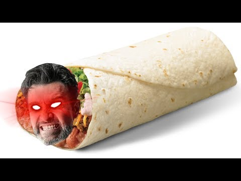 r/Murderedbywords This Is the Funniest Burrito Rant of All Time