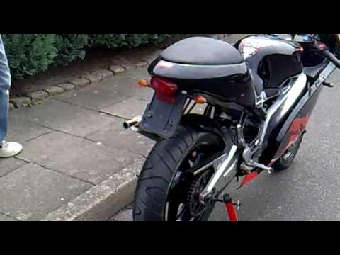 Repeat Aprilia RS 125 2T with PMAC 48v 100Ah by Beau Adams