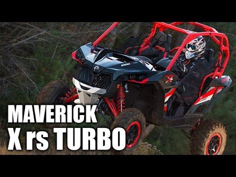 TEST RIDE: 2016 Can-Am Maverick X rs Turbo