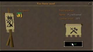 Runescape 07: MY BIGGEST STAKE EVER + BOND GIVEAWAY!