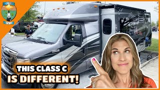 This Is The Perḟect Class C Motorhome For Full Time Living -- Packed With BIG FEATURES!