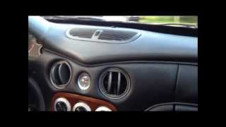 Maserati 3200 GT Test Sound Rumore Sport Exhaust Ferrari V8 Sound