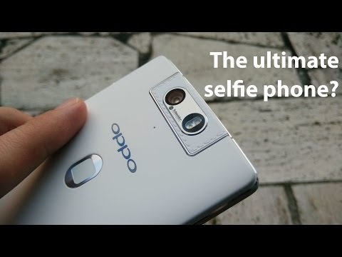 OPPO N3 camera review - The ultimate selfie phone?