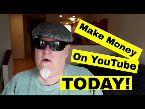 How To To Make $2,300 With Your YouTube Videos TODAY