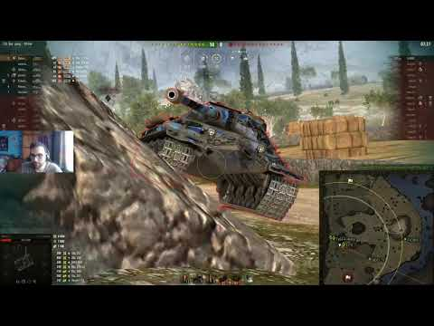 World Of Tanks:Random (4100Wn8)