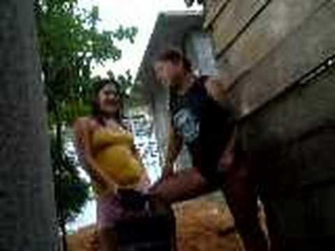 Espiando a mi vecina joven sexy culona2 - 4 4