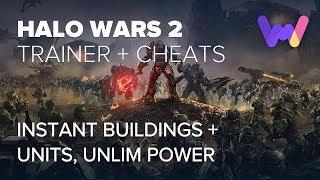 Halo Wars 2 Trainer +8 Cheats