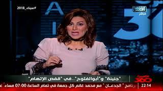 تعليق أحمد سالم على إدعاء المستشار هشام جنينة وجود معلومات تهدد الدولة