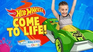 Hot Wheels Cars Come to Life with Osmo Hot Wheels™ MindRacers thumbnail