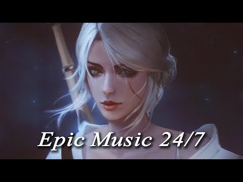 🎧Best Of Epic Music • Live Stream 24/7   DRAGON 2019 _by TSFH