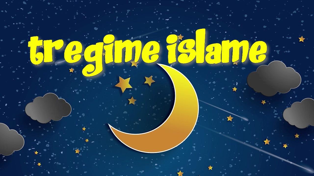 Tregime Islame Per Femije 9 Youtube