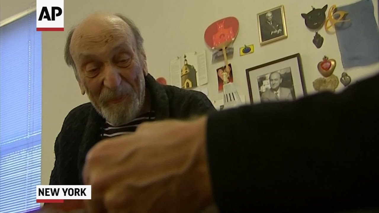 Milton Glaser, designer of of 'I NY' logo, dead at 91
