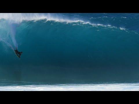 Iain Campbell - Hawaii 2017 Bodyboarding