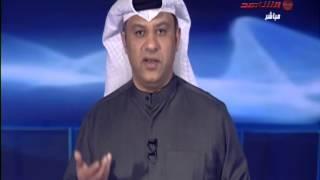 جعفر محمد ونواف الخالدي وجنسية فهد العنزي .. والقادسيه!