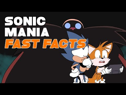 SONIC FAST FACTS! | Sonic Franchise | Digsbot | Octopimp