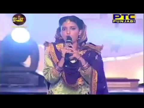 Thumbnail: Nimrat Khaira at Voice of Punjab Season 3 Grand Finale || Live Performance