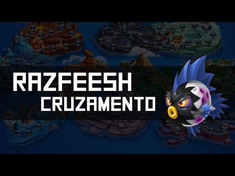 Monster Legends | Como fazer o Monstro Razfeesh