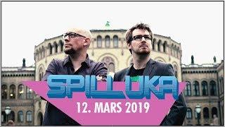 SPILLUKA #24 [12. mars] - E-sport i Norge, Harry Potter, DMC5, Switch-VR, Doom-film